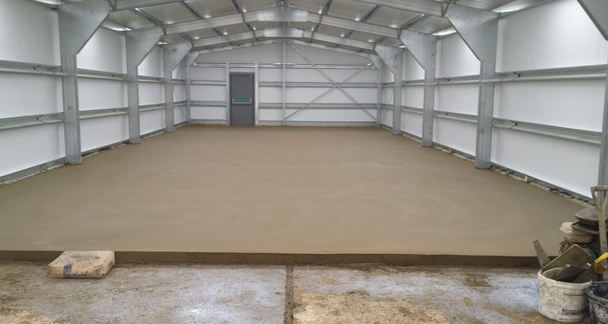 Heavy Duty Polymer Bonded Sand And Cement Screed