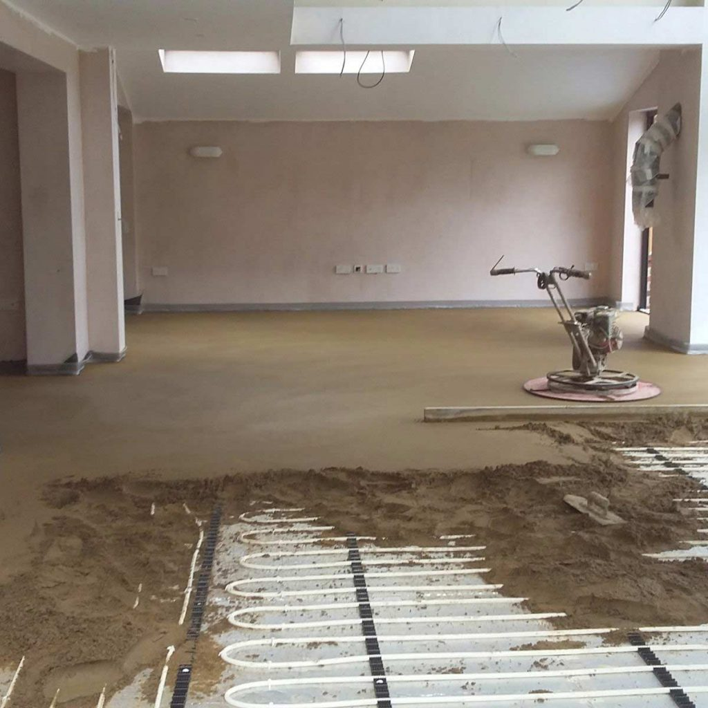 Suffolk floor screeders screeding services for any type of floor reinforced sand and cement screed with fibres dailygadgetfo Image collections